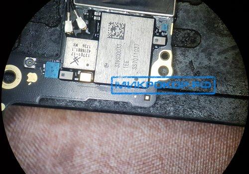 Ремонт Iphone 6S Plus замена модуля Wi-Fi